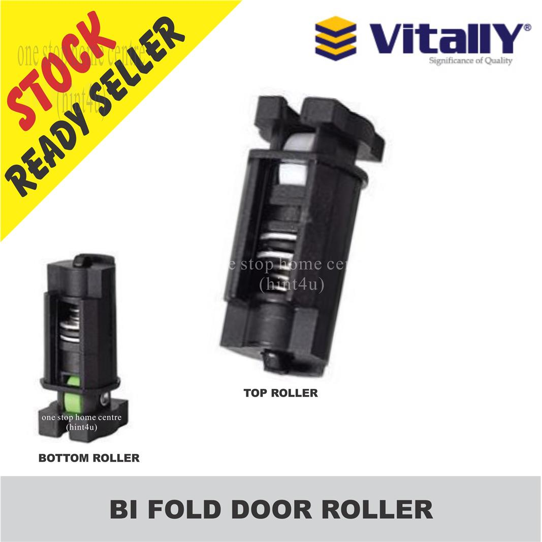 VITALLY BI FOLD DOOR ROLLER (end 10/2/2018 11:11 PM)
