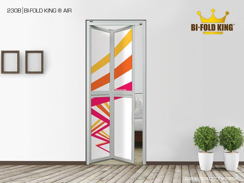 Vitally bi fold door price, harga in Malaysia