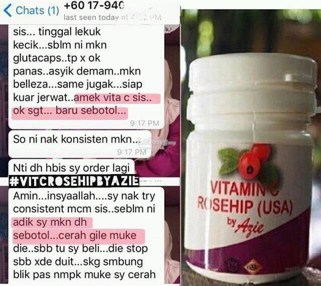 Vitamin C Rosehip Usa