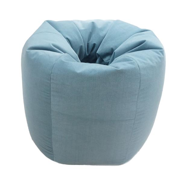 VIVA HOUZ - RIA Bean Bag / Chair / Sofa, XL Size (SKY BLUE)