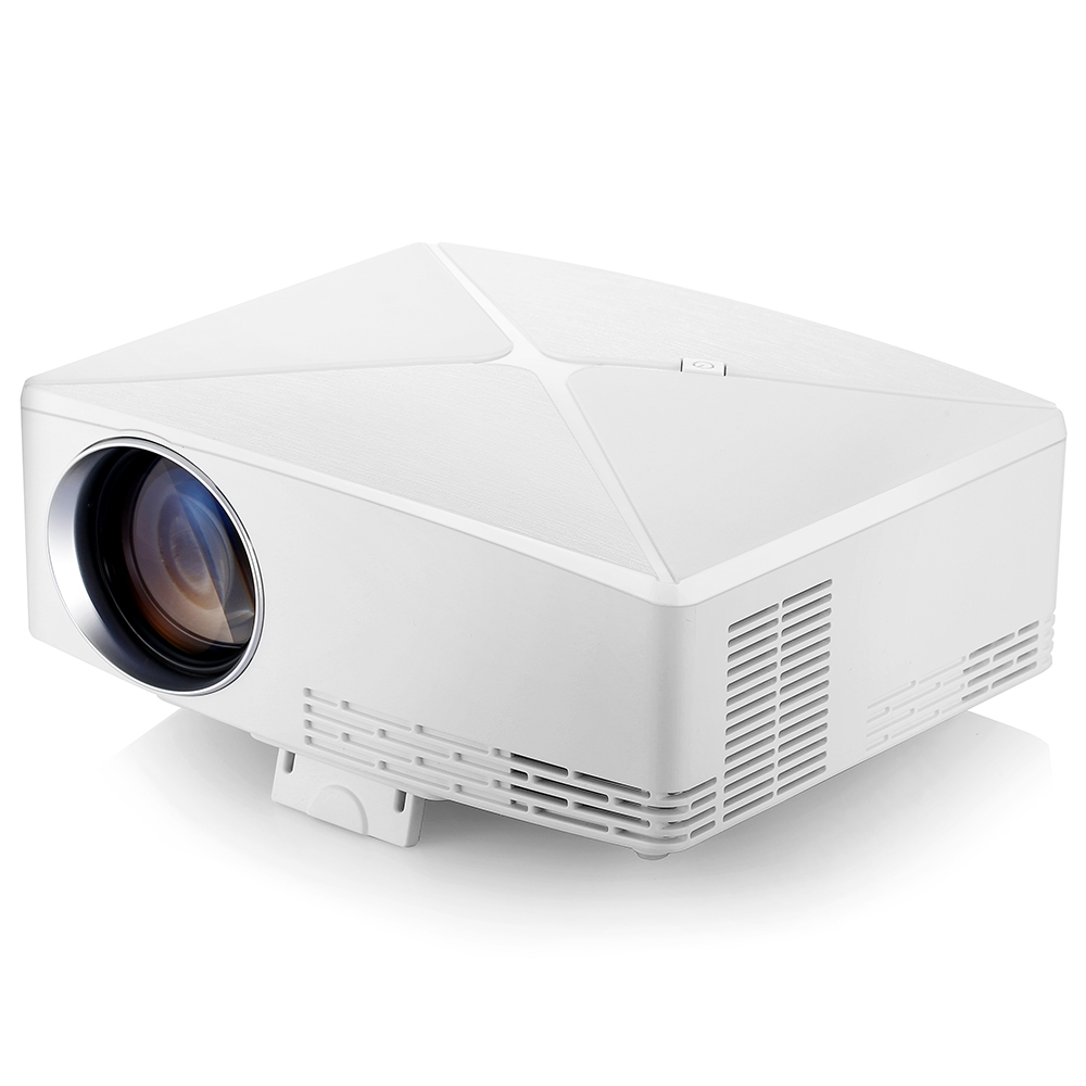 VIVIBRIGHT C80 LCD HOME THEATER PROJECTOR 1500 LUMENS SUPPORT 1080P HD..