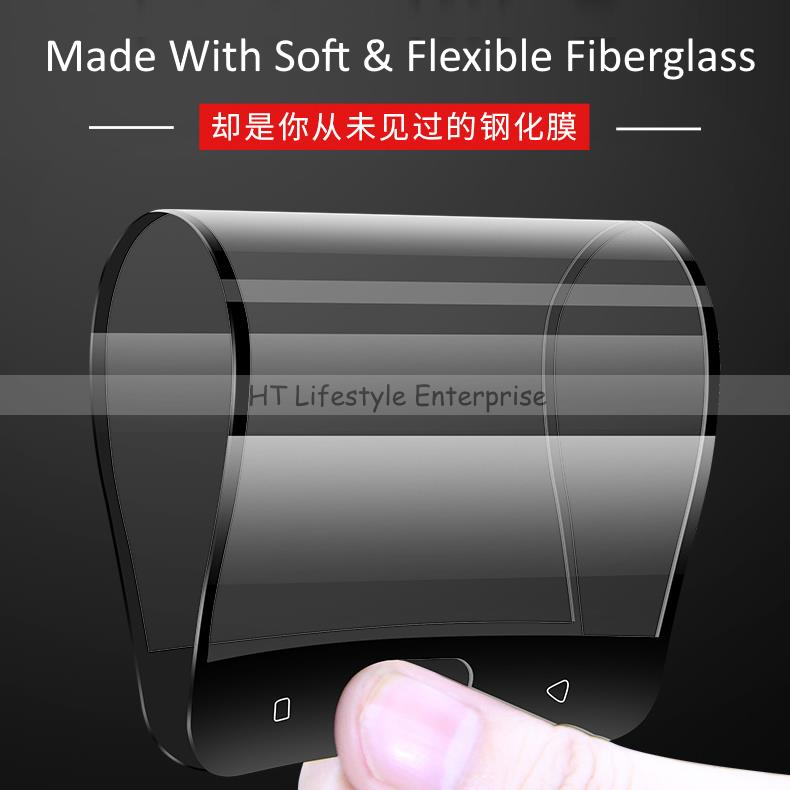 Vivo Nex Full Glue Fiberglass Full Screen Protector