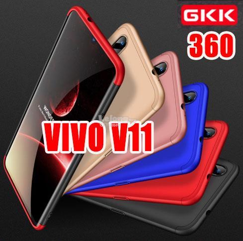 los angeles 1a5dc 7d442 VIVO V11 / V11i GKK 360 FULL Protection SLIM FIT Case Cover