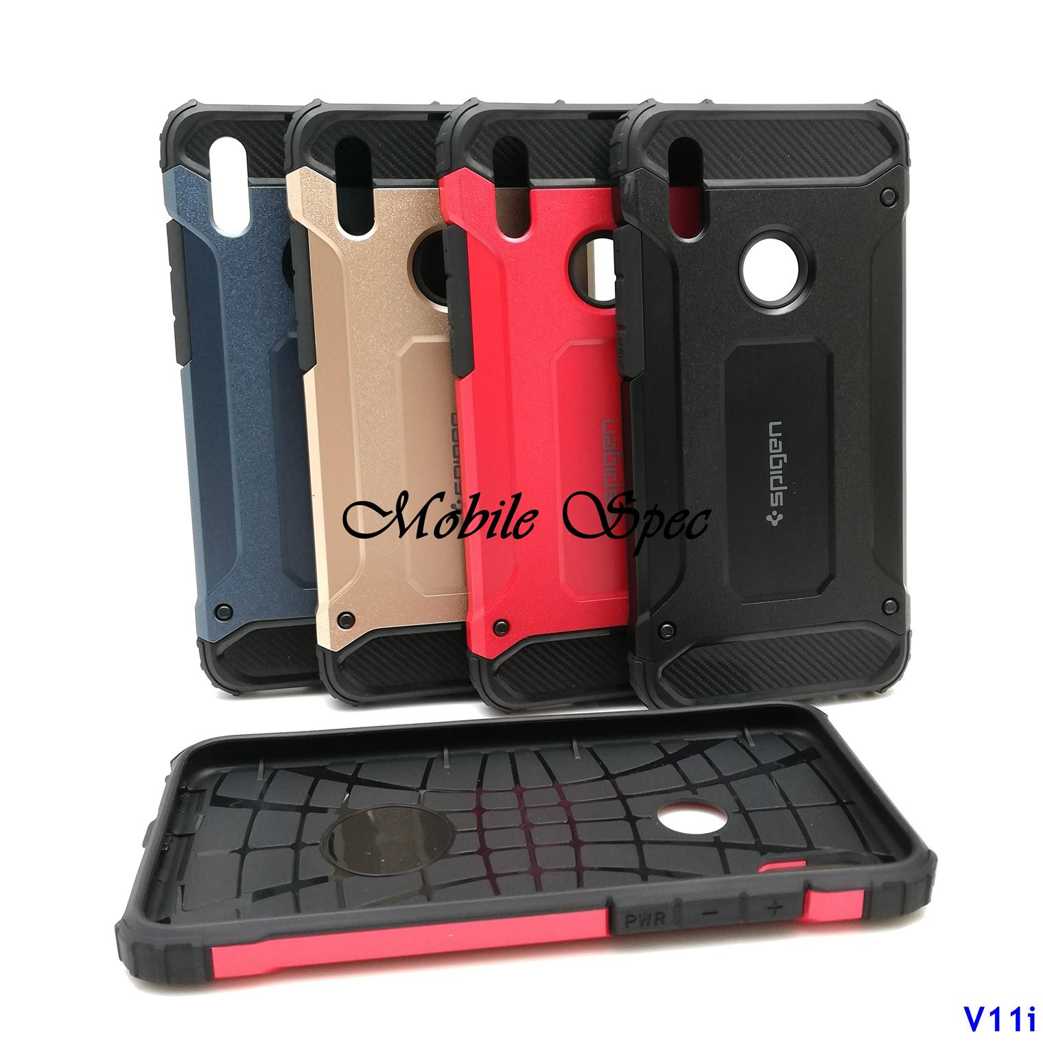 VIVO V11i SPIGEN TOUGH ARMOR TECH CUSHION CASE