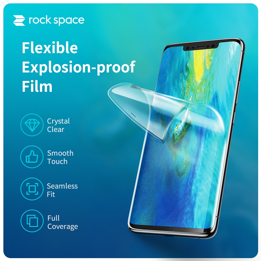 Vivo V20 SE Rock Space Clear Matte Anti Blue Hydrogel Screen Protector