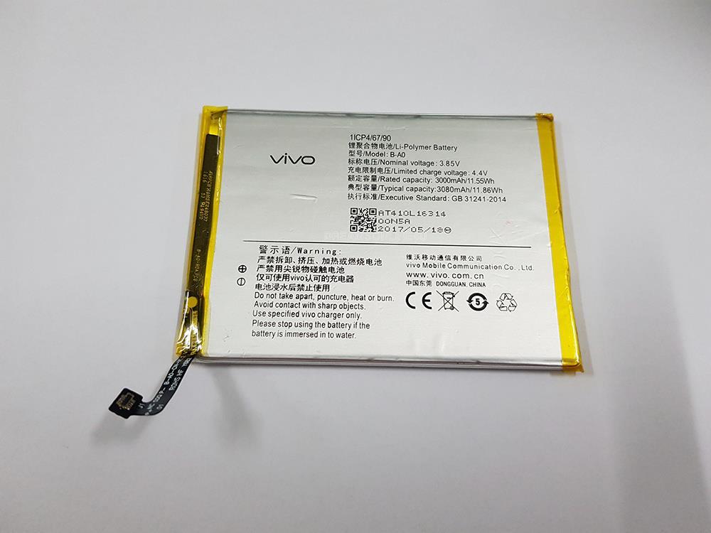 VIVO V3 MAX V3MAX Battery B-A0 3000mAh