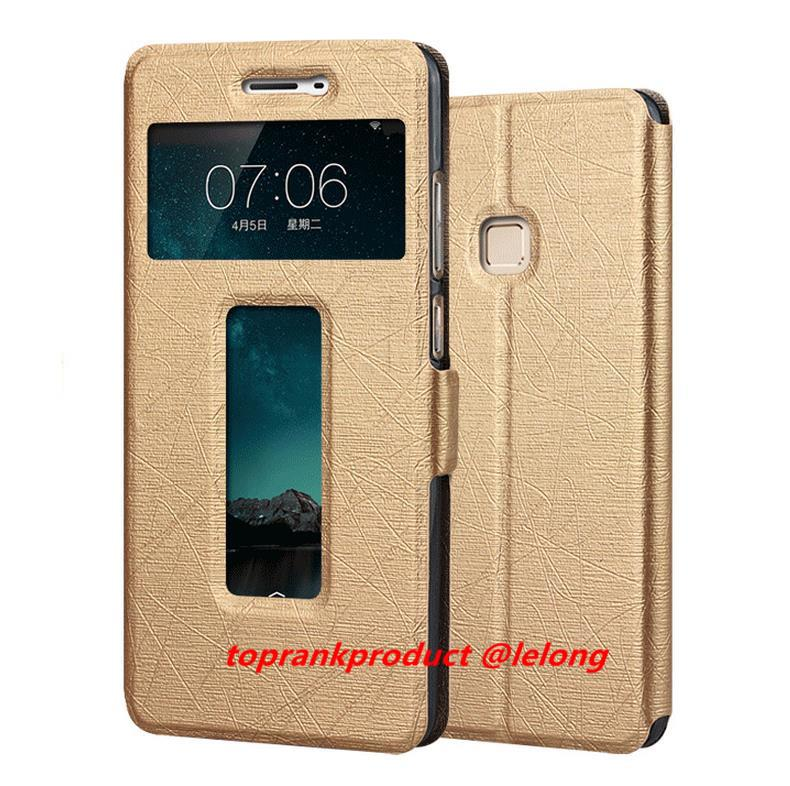 ViVO V3 Max V3Max Flip Stand PU Leather Case Cover Casing + Free Gift