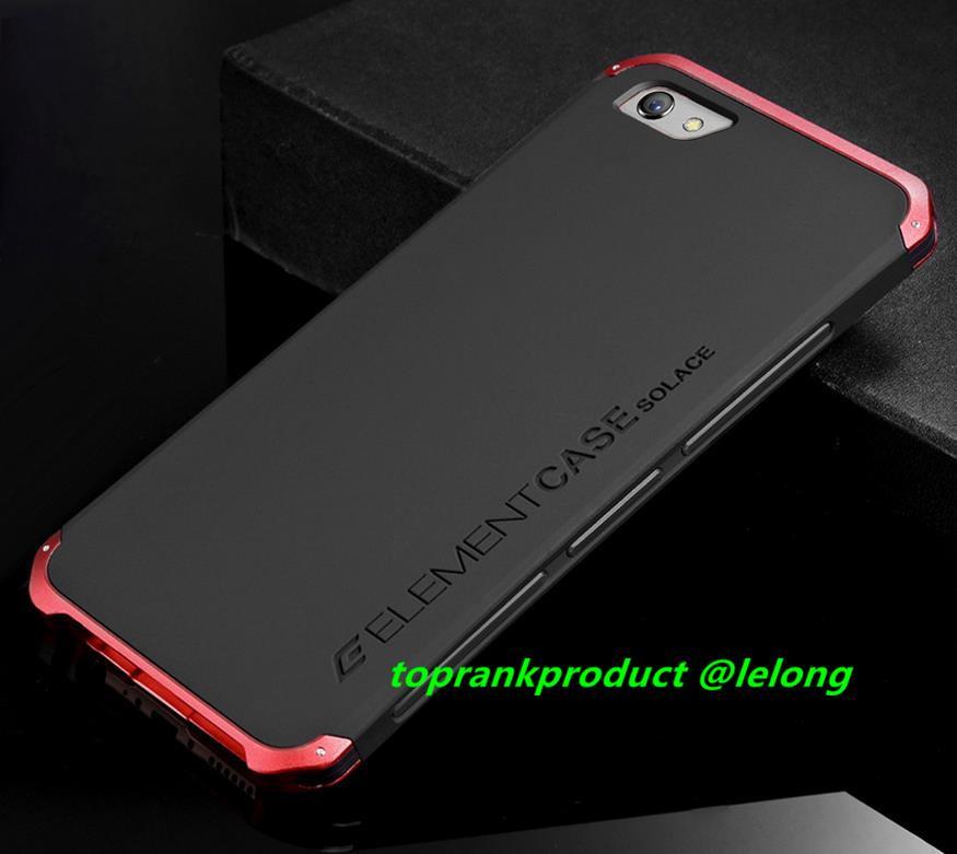 sale retailer 29d36 78061 ViVO V5 Plus Metal + Matte Hard Back Aromor Case Cover Casing + Gift