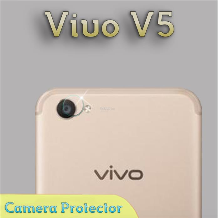 Vivo V5 Tempered Glass Camera Protector