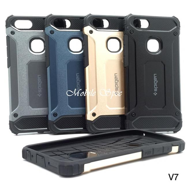VIVO V5 V5S Y66 Y67 V7 PLUS V9 Y85 SPIGEN TOUGH ARMOR CUSHION CASE