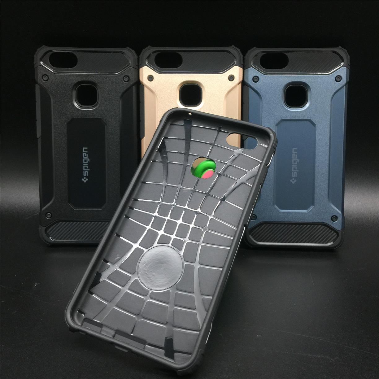 VIVO V7 PLUS Y69 Y53 (2017) SPIGEN TOUGH ARMOR CASE