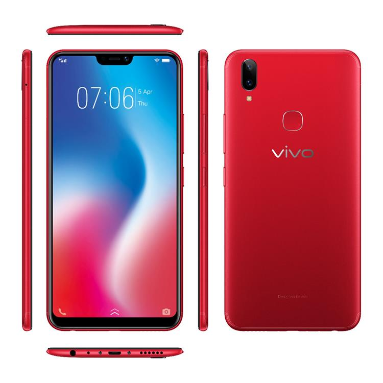 vivo V9 (24MP Selfie Camera, 4GB RAM + 64GB ROM)