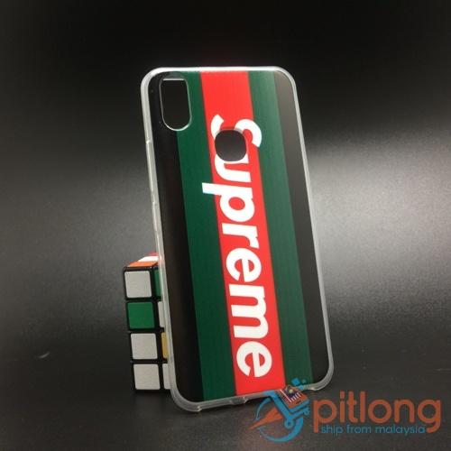 more photos 7dfc5 11010 VIVO V9 Cartoon Soft Tpu Silicon Back Cover Phone Case
