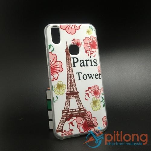 more photos b9837 9be09 VIVO V9 Cartoon Soft Tpu Silicon Back Cover Phone Case