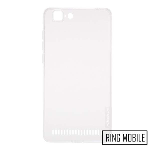 Vivo X5 Max Nillkin Nature series TPU Back Case - Clear - rmtlee