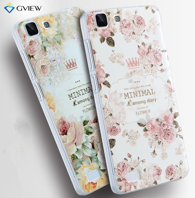 VIVO X5 / Max Pro X5Pro X5Max 3D Relief Back Case Cover Casing + Gift