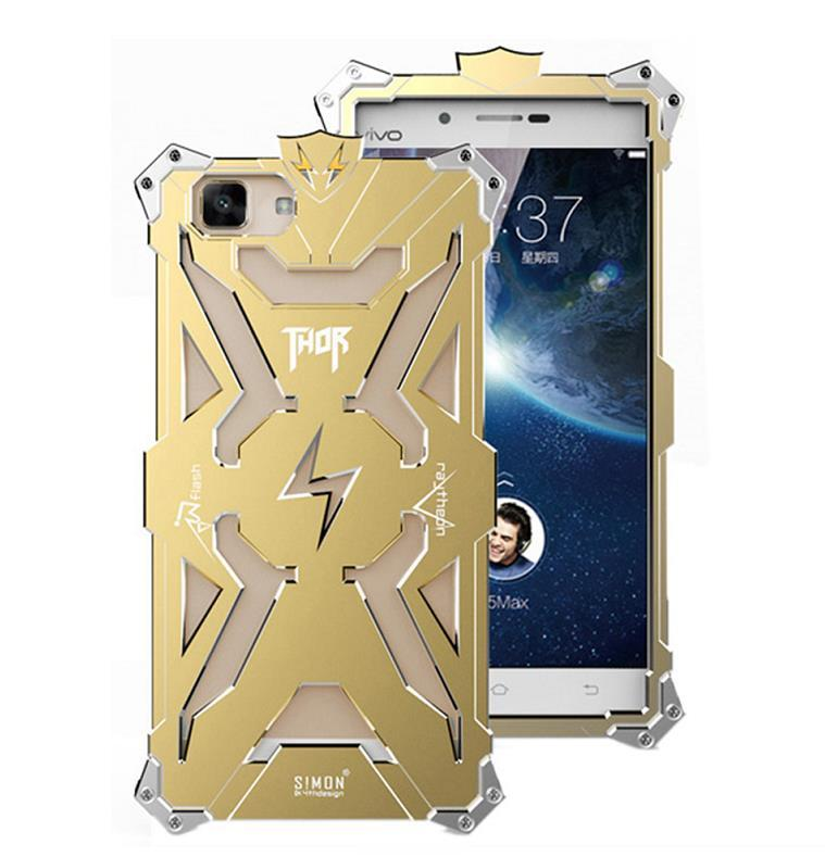 VIVO X5 Max X5max Aluminium Iron Metal Case Cover Casing +Free Gifts