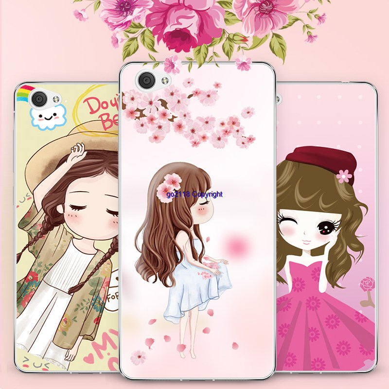 Vivo X5 Pro cartoon case casing cover Buy 2 free 1