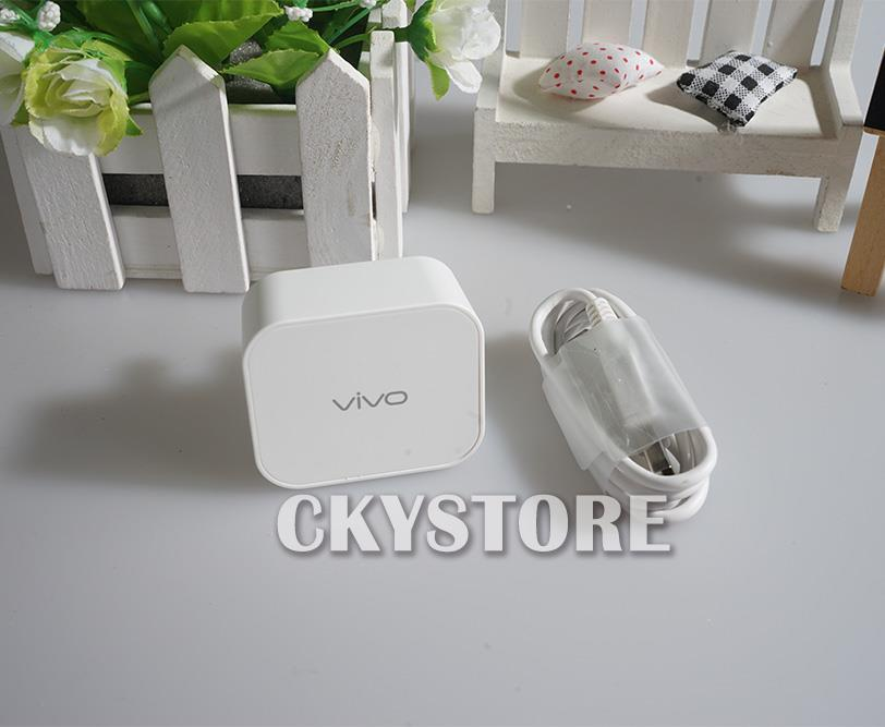 VIVO X5 PRO Y15 Y31 Y35 V3 MAX 1.0A Wall Adapter Charger and Cable