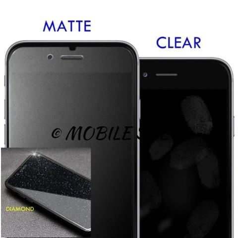 VIVO Y13 Y15 Y21 Y22 Y25 Y27 Y28 CLEAR MATTE DIAMOND SCREEN PROTECTOR