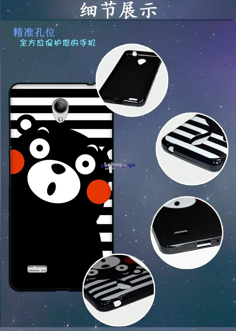 Vivo Y21 Cartoon Painting TPU Silicone Soft Back Case Cover Casing