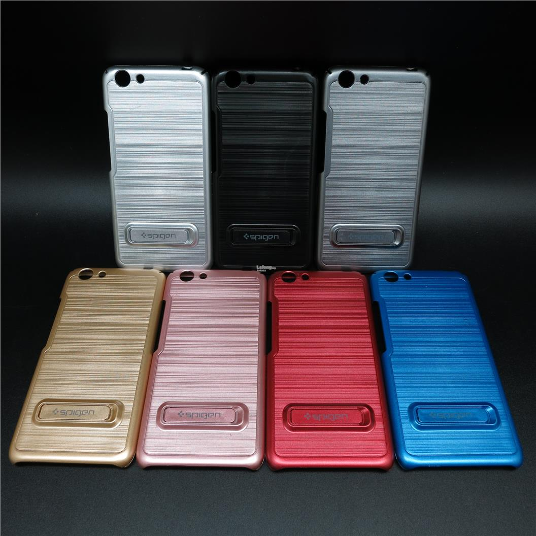 VIVO Y21 Y22 Y25 Y51 Y53 Y55 SPIGEN FASHION STAND CASE