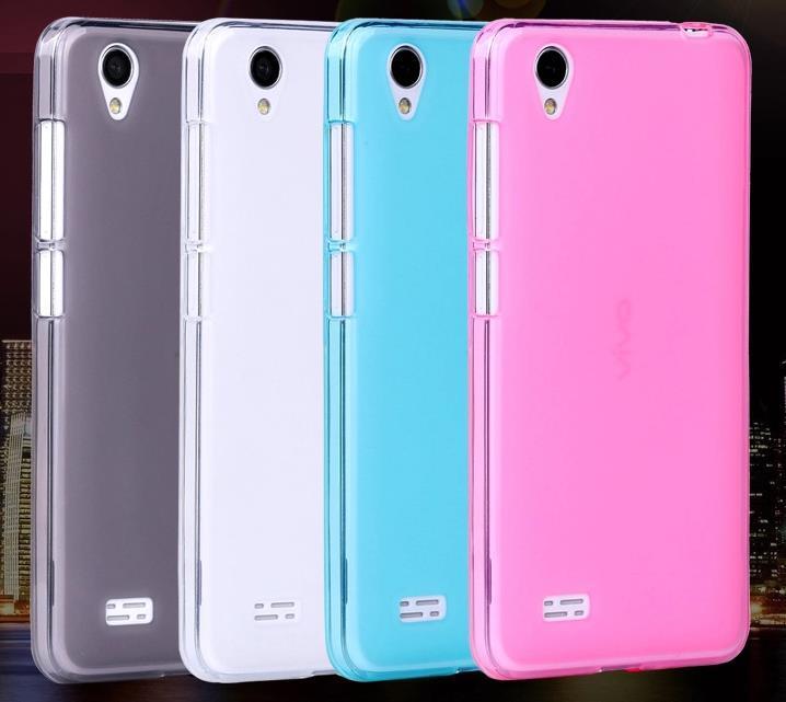 huge discount 232b0 9388c Vivo Y31 Y31L Y35 Y37 Transparent Silicone Case Cover Casing + Gift