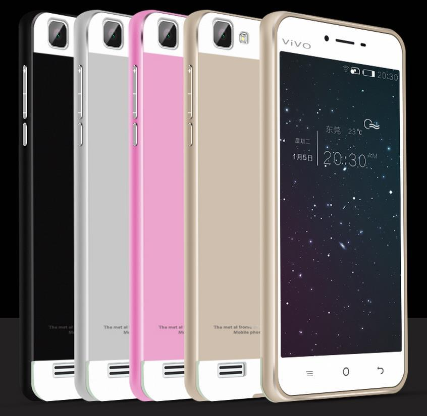 Motomo For Vivo Y35 Hardcase Backcase Metal Case Gold Daftar Harga Source · ViVO Y35 Metal