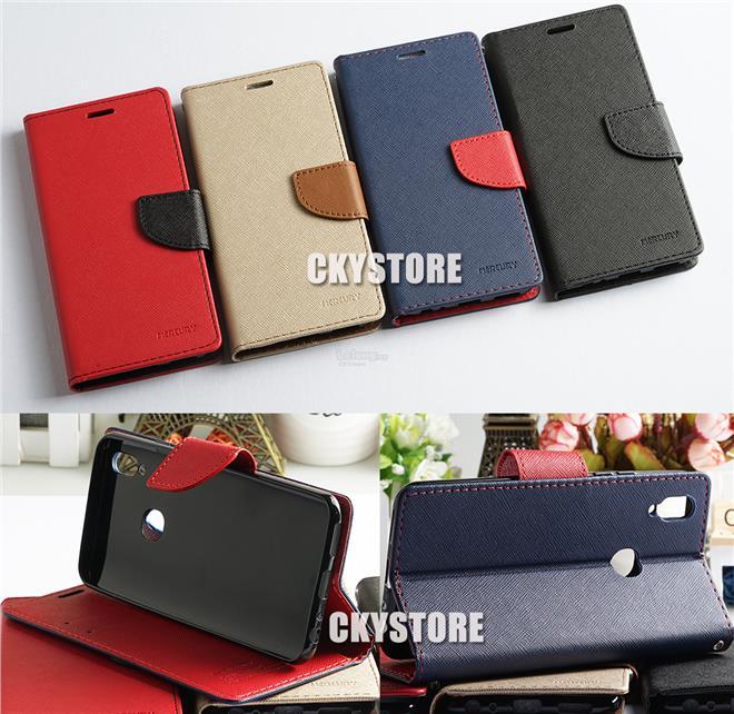 size 40 9aae0 47805 VIVO Y53 Y91i V15 Pro V11 V11i Y81 V7 V9 Mercury Standable Flip Case
