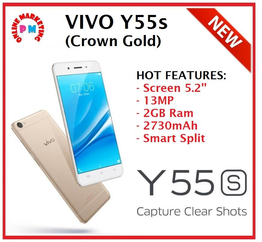 Vivo Y55s 16gb Kamera 13mp Gold Gift - Page 4 - Daftar Update Harga