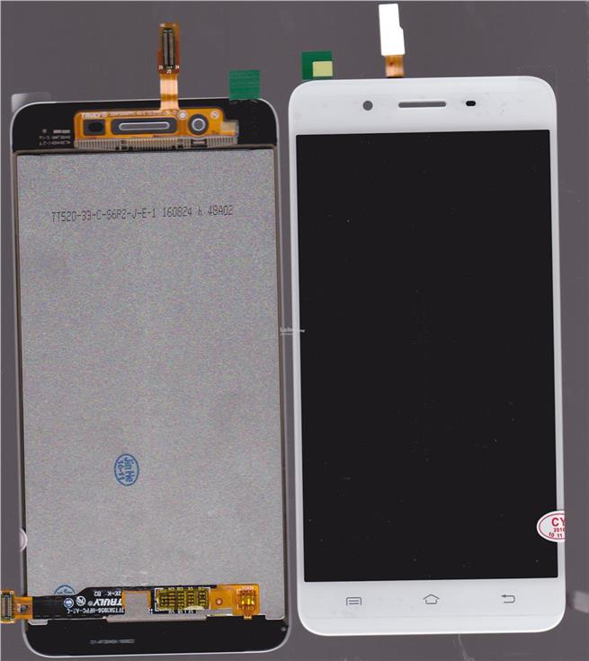 Vivo Y55S LCD Display with Touch Screen Digitizer Fullset