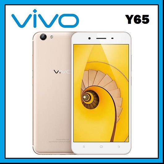 VIVO Y65 3GB + 16GB Your Life, Your Shots Smartphone