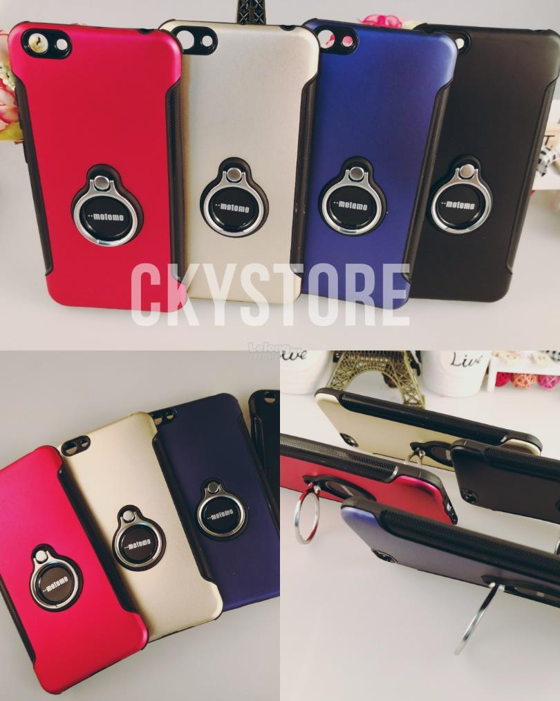 VIVO Y71 Y81 Y85 V9 Y65 Y69 Standable MOTOMO with RING CASE
