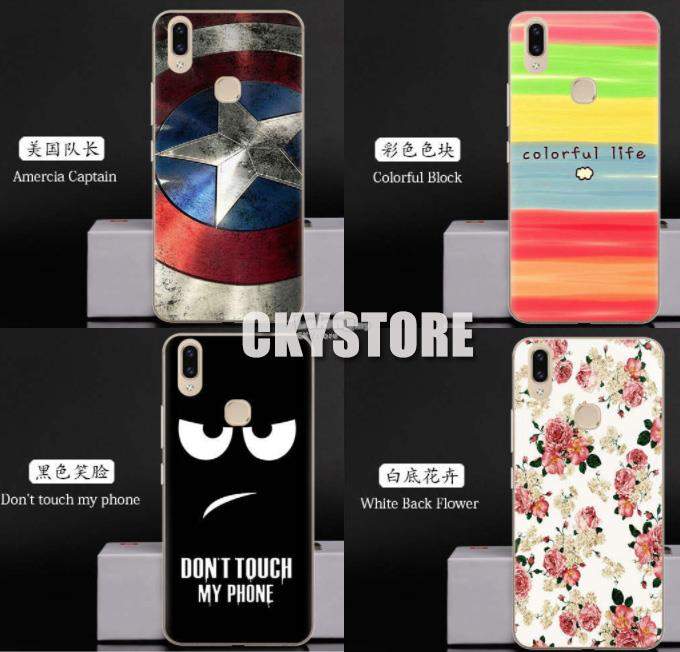 VIVO Y81 / Y85 V9 Trendy Cartoon SOFT TPU SLIM Case