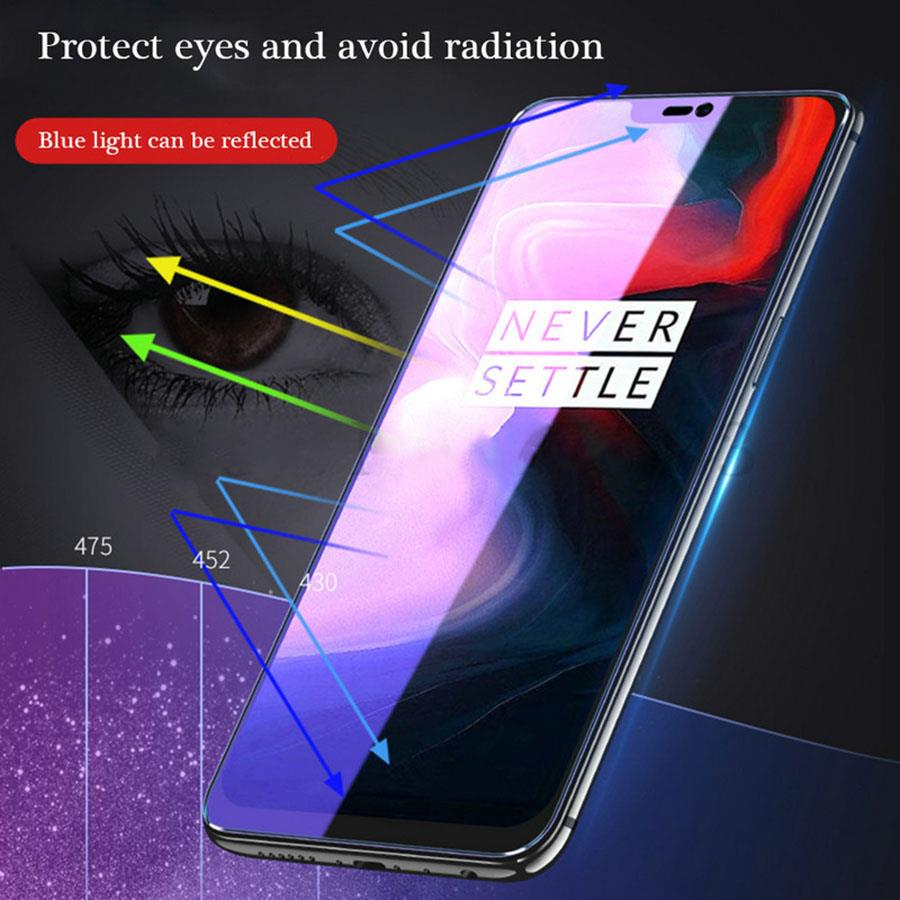 Vivo Y91 Anti Blue Ray Matte AG 9H Tempered Glass