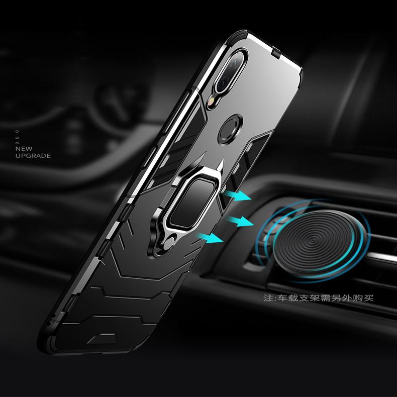 Vivo Y91 Y91i Y95 Y17 Y12 V15 V15 Pro S1 Car Holder Case Cover Casing