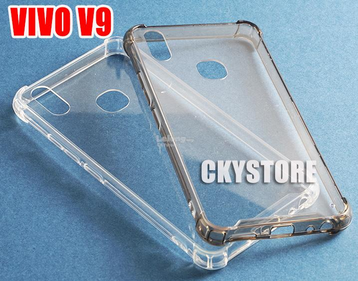 timeless design 44058 97d62 VIVO Y91i V11 V11i X21 Y81 Y85 V9 ANTIDROP Hard Transparent Case