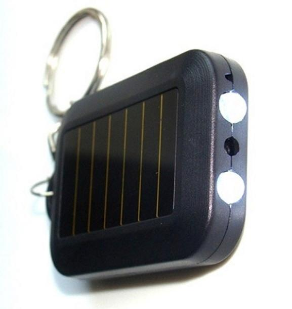 Voice Activated Night Vision HD Keychain Camera (WCK-05B).