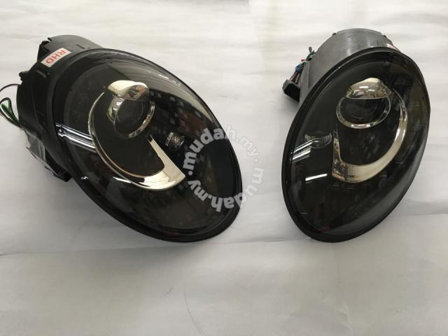 Volkswagen Beetle 06-11 Projector Head Lamp Led