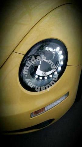 Volkswagen Beetle 06-11 Projector Head Lamp Taiwan