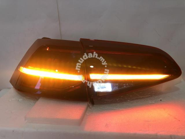 Volkswagen Golf 7 Led Tail Lamp Bar