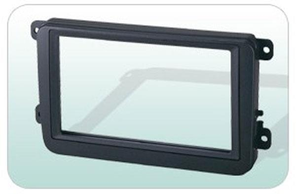 VOLKSWAGEN JETTA 2006-15 Double Din Player Casing Panel [BN-25F53094]