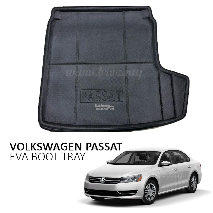 Volkswagen Passat 2016 EVA Luggage Boot Cargo Trunk Tray