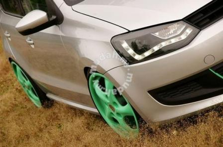 Volkswagen Polo Vento 09-15 Head Lamp Taiwan