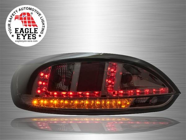 VOLKSWAGEN SCIROCCO 3rd Gen 2008 - 2017 EAGLE EYES Smoke LED Tail Lamp
