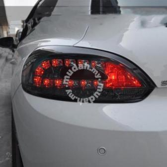 Volkswagen Scirocco Led Tail Lamp Smoke Taiwan