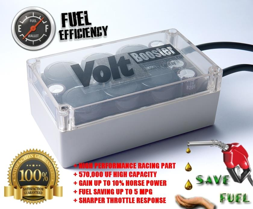 Volt Booster-Fuel Saver 100% Satifaction with 7days MONEY BACK GUARANT