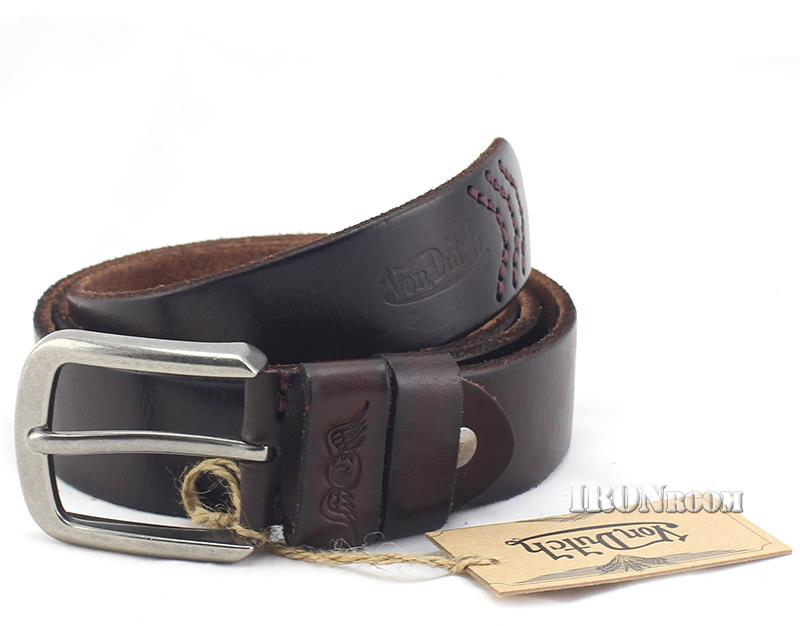 Von Dutch Men's Casual Leather Belt VBT98061