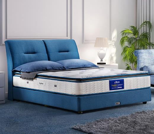 Vono Ergobed Comfort 1 Queen Pocketed Intalok Spring Mattress