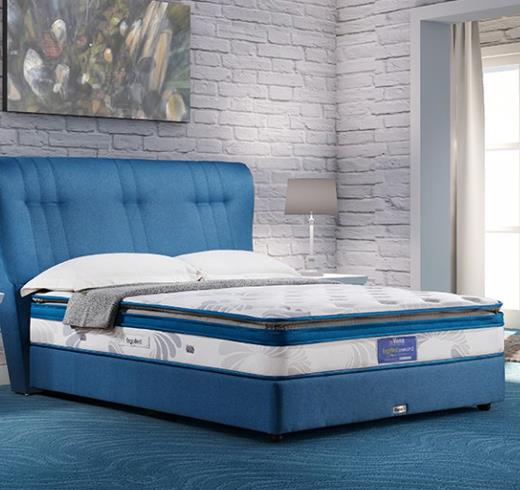 Vono Ergobed Comfort 2 Queen Pocketed Intalok Spring